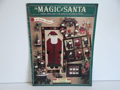 Mum's the Word  The Magic of Santa by Debbie by SecondWindShop