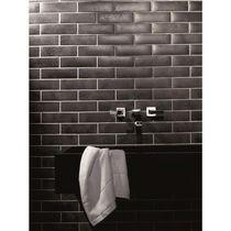 Piastrella da bagno / a muro / in ceramica / lucidata
