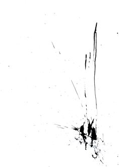 Original abstract art ink drawing-A4-The end-Ink dark/ ink paper/movement/ink art/contemporany art/ooak/modern/minimal art/black and white. $35.00, via Etsy.