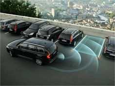Intellisafe in the 2016 Volvo XC90