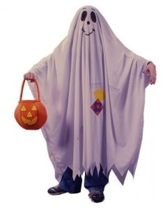 Ghost Costume - Kids Costumes