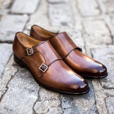Those double monks though.... step up your shoe game in the Poitier double monk strap in marrone. Handmade in Naples, Italy and sold directly to you. No middleman markups, just the finest footwear for less than the other guys.  Discover more at PaulEvansNY.com or see the entire collection in person at 35 Christopher Street in NYC.