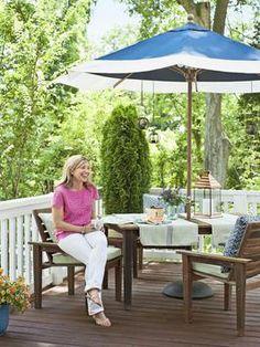 How To Overhaul Your Backyard. Patio UmbrellasOutside ...