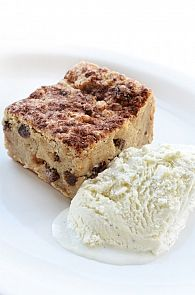 DELICIOUS Bread Pudding from PeppaPot. Real Jamaican Food  eatatpepapot.com