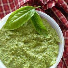 Rucola-Pesto @ http://de.allrecipes.com