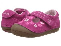 Stride Rite SM Tonia (Infant/Toddler) (Pink) Girl's Shoes