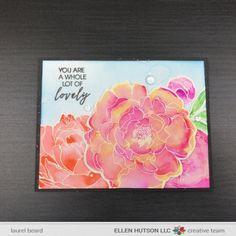 Ellen Hutson June Pin-Sights Challenge by Laurel Beard
