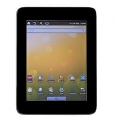 Velocity Micro Cruz Reader R102 256MB 7-inch Touchscreen EBook Reader General Features: Black color  7-inch resistive touchscreen display 800 x 600 resolution  Google Android 2.0 (Eclair) pre-installed 256 MB RAM 256 MB internal storage  SD/SDHC memory card slot Mini-USB 2.0 interface Integrated IEEE 802.11b/g Wireless LAN  Built-in speakers