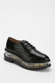 Jeffrey Campbell Jagger Platform Oxford- Urban Outfitters- $205.00