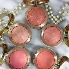 NEW Milani Baked Blush Shades