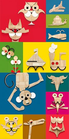 Playshapes, a beautiful wooden game from Miller Goodman Art For Kids, Crafts For Kids, Diy Crafts, Wooden Shapes, Kids Wood, Kids Store, Designer Toys, Wood Toys, Felt Christmas