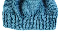 Tips on knitting a childs hat