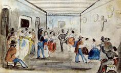Fandango, 1847