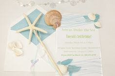 "Photo 1 of 28: Under the Sea / Birthday ""Emerald's Under the Sea Mermaid 3rd Birthday Party"""