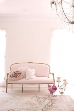 inspired palette #14 - blush + gold | FINDING SHIBUSA