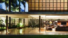 Appealing Modern Toblerone House in São Paulo, Brazil       Modern homes have that unique design with sleek lines and are focused more on function but they all look very visually pleasing. We have featured so many beautiful modern homes here on Home Design Lover. Of course, expect to see more ...