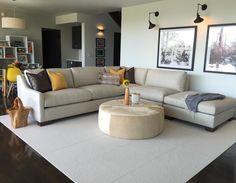 Ready for family movie night. #interiordesign #installation #interiordesigner #sodomino #livingroom #moderndesign by lpinteriors