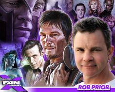 Meet world-class ambidextrous artist and con alum Rob Prior at #FANX16! #utah