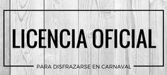 Disfraces de Licencia Oficial en Carnaval #blog #tienda #disfraces #online #carnaval #halloween