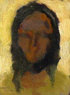 Cristo XXVI (Sunflower) - J. Kirk Richards  (I am thoroughly intrigued by this man's artwork - new fav. of mine)