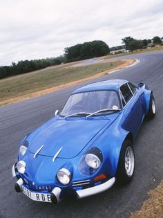 Alpine A110 re-creation