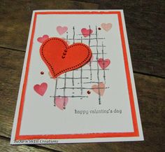 BaRb'n'ShEllcreations: Valentine's Cards... - made by Shell
