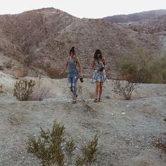Let's go to the desert!