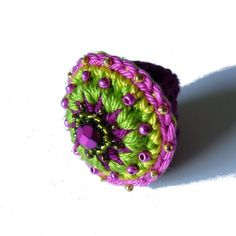 crochet ring / Häkelring