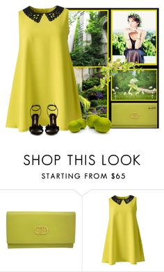 """""""SUMMER ♥"""" by menina-ana ❤ liked on Polyvore featuring Christian Dior, PATH, AX Paris and Sophia Webster"""