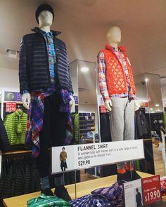 fav mall mannequins   trend: #athlesiure   #trendy4tmrw #styleblogger #fashionblogger #fashion #fashiongram #uniqlo
