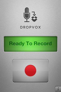 Dos aplicaciones para grabar llamadas telefónicas desde el móvil #dropvox