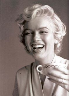 """Ever notice how 'What the hell' is always the right answer?"" - Marilyn Monroe"