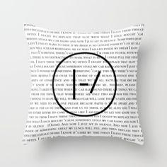 Throw Pillow featuring Car Radio - Twenty One Pilots by Talita Barbosa