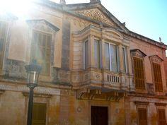Ciutadella, Menorca, España.