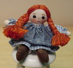 Soft Cloth Doll-Bonita
