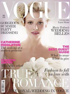 Vogue UK May 2011 ( Cover 2)