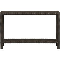 Ventura Console in Sale Outdoor Furniture | Crate and Barrel