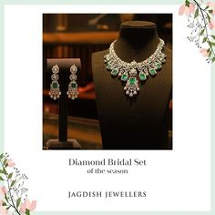 Array of artistic jewellery ... #diamondearrings #roselgold #jewellerystore #jewellerydesign #jagdishjewellers #chandigarh #classywoman…