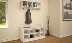 Groupon - Kempton Hallway Storage Furniture £29.98-£74.98, Free Delivery (Up to 58% Off) in [missing {{location}} value]. Groupon deal price: £29.98