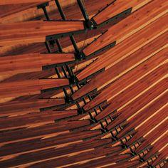 Hiroshi Naito - Makino Botanical Museum, Koshi 1999. Via, photos (C) Shinkenchiku-sha.