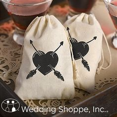 Hortense B Hewitt Wedding Favor 31010 / Party Favor Bags #gift, #bridal, #bridalshower, #rusticwedding