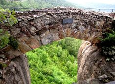 Sky Bridge @ Rock City, Chattanooga, Tennessee (TN), U.S.A.