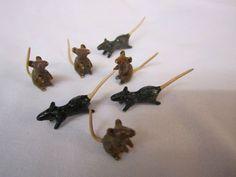Hantel Pied Piper Rats x 7