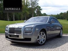 One 👻 leaves, another arrives! 2011 RR Ghost in Jubilee Silver with fantastic specification available for £124,995