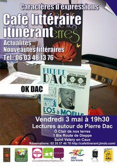 Pierre Dac en lectures...
