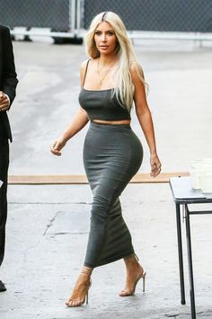 7e9c4de945d84 Yeezy Season 6 Kim Kardashian is the Best Yeezy Yet