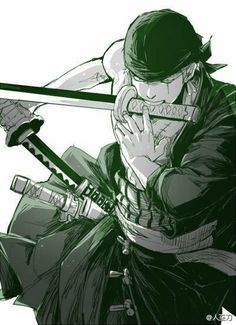 Find images and videos about anime, one piece and zoro on We Heart It - the app to get lost in what you love. One Piece Manga, One Piece Figure, Zoro One Piece, Manga Anime, Art Manga, Anime Guys, Anime Art, Manga Girl, Roronoa Zoro