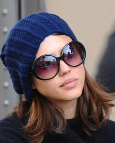 THE SHADY SIDE: the many shady street styles of: jessica alba
