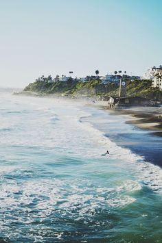 Wanderlust :: Travel the World :: Seek Adventure :: Free your Wild :: Photography & Inspiration :: See more Untamed Beach + Island + Mountain Destinations :: San Clemente, CA Summer Vibes, Places To Travel, Places To See, Travel Destinations, The Ocean, Ocean Beach, Ocean Pics, Shell Beach, Laguna Beach