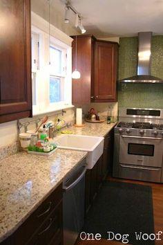 Amazing {DIY} Kitchen Renovation!